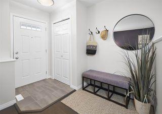 Photo 2: 1075 Paisley Drive in Edmonton: Zone 55 House Half Duplex for sale : MLS®# E4179826