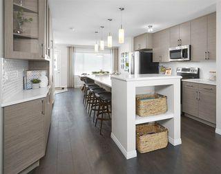 Photo 4: 1075 Paisley Drive in Edmonton: Zone 55 House Half Duplex for sale : MLS®# E4179826