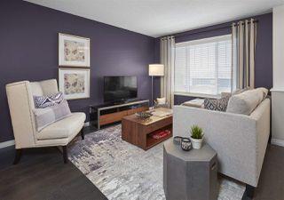 Photo 3: 1075 Paisley Drive in Edmonton: Zone 55 House Half Duplex for sale : MLS®# E4179826