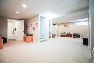 Photo 24: 51 Al Thompson Drive in Winnipeg: Harbour View South Residential for sale (3J)  : MLS®# 202003069