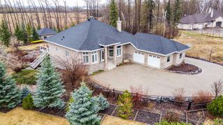 Photo 1: 75 26106 TWP RD 532 A: Rural Parkland County House for sale : MLS®# E4196125