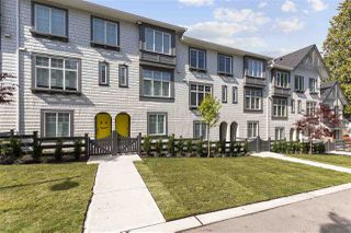 "Main Photo: 33 8168 136A Street in Surrey: Bear Creek Green Timbers Townhouse for sale in ""KINGS LANDING II BY DAWSON + SAWYER"" : MLS®# R2473488"