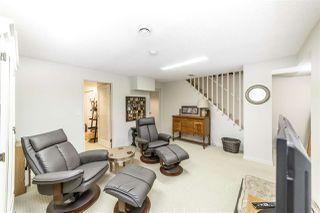 Photo 36: 43 1651 46 Street in Edmonton: Zone 29 Townhouse for sale : MLS®# E4214785