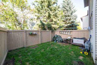 Photo 42: 43 1651 46 Street in Edmonton: Zone 29 Townhouse for sale : MLS®# E4214785