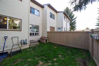 Photo 41: 43 1651 46 Street in Edmonton: Zone 29 Townhouse for sale : MLS®# E4214785