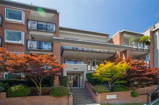 Photo 2: 303 2577 WILLOW STREET in Vancouver: Fairview VW Condo for sale (Vancouver West)  : MLS®# R2483123