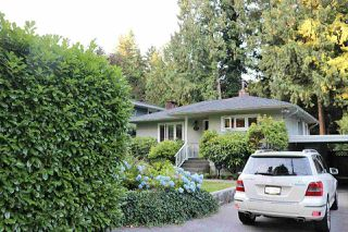 Photo 3: 2112 MACKAY AVENUE in North Vancouver: Pemberton Heights House for sale : MLS®# R2488873
