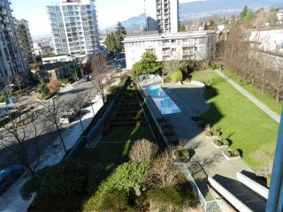 "Photo 10: 602 120 W 2ND Street in North Vancouver: Lower Lonsdale Condo for sale in ""Observatory"" : MLS®# V947484"