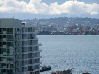 "Photo 7: 602 120 W 2ND Street in North Vancouver: Lower Lonsdale Condo for sale in ""Observatory"" : MLS®# V947484"