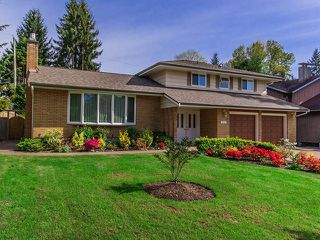 Photo 1: 7771 KERRYWOOD Crescent in Burnaby: Government Road House for sale (Burnaby North)  : MLS®# V1004231