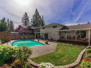 Photo 2: 7771 KERRYWOOD Crescent in Burnaby: Government Road House for sale (Burnaby North)  : MLS®# V1004231