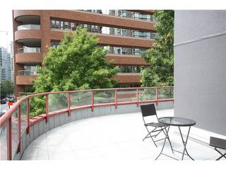 Photo 1: # 302 811 HELMCKEN ST in Vancouver: Downtown VW Condo for sale (Vancouver West)  : MLS®# V1008049