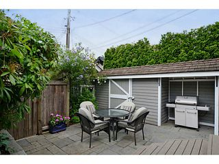 "Photo 16: 3287 W 22ND Avenue in Vancouver: Dunbar House for sale in ""N"" (Vancouver West)  : MLS®# V1021396"