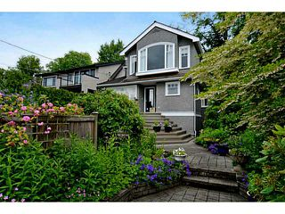 "Photo 1: 3287 W 22ND Avenue in Vancouver: Dunbar House for sale in ""N"" (Vancouver West)  : MLS®# V1021396"