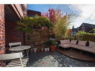 Photo 15: 3-503 East Pender St in Vancouver: Mount Pleasant VE Townhouse for sale (Vancouver East)  : MLS®# v1035790