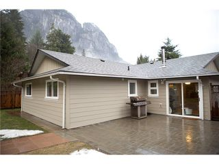 Photo 17: 38014 MAGNOLIA CR in Squamish: Valleycliffe House for sale : MLS®# V1047971