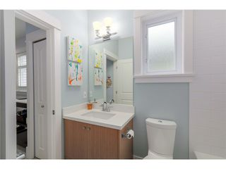 "Photo 12: 2632 W 6TH Avenue in Vancouver: Kitsilano House 1/2 Duplex for sale in ""Kits"" (Vancouver West)  : MLS®# V1074098"