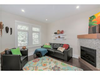 "Photo 2: 2632 W 6TH Avenue in Vancouver: Kitsilano House 1/2 Duplex for sale in ""Kits"" (Vancouver West)  : MLS®# V1074098"
