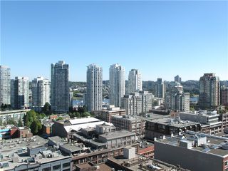"Photo 16: 1807 1001 HOMER Street in Vancouver: Yaletown Condo for sale in ""The Bentley"" (Vancouver West)  : MLS®# V1076353"