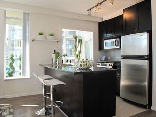"Photo 2: 1807 1001 HOMER Street in Vancouver: Yaletown Condo for sale in ""The Bentley"" (Vancouver West)  : MLS®# V1076353"