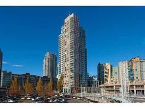 Photo 1: 2702 1351 CONTINENTAL STREET in Vancouver: Downtown VW Condo for sale (Vancouver West)  : MLS®# R2132225