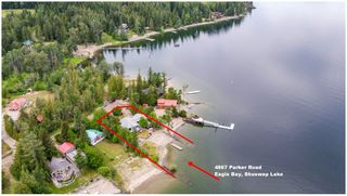 Photo 7: 4867 Parker Road: Eagle Bay House for sale (Shuswap Lake)  : MLS®# 10186336