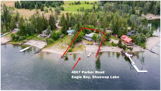 Photo 3: 4867 Parker Road: Eagle Bay House for sale (Shuswap Lake)  : MLS®# 10186336