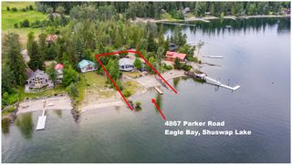 Photo 9: 4867 Parker Road: Eagle Bay House for sale (Shuswap Lake)  : MLS®# 10186336
