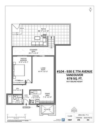 """Photo 17: 104 930 E 7TH Avenue in Vancouver: Mount Pleasant VE Condo for sale in """"Windsor Park"""" (Vancouver East)  : MLS®# R2401750"""