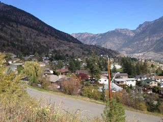 Photo 1: 825 COLUMBIA STREET: Lillooet Lots/Acreage for sale (South West)  : MLS®# 153542