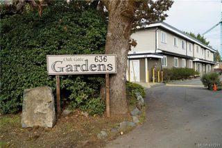 Photo 2: 116 636 Granderson Road in VICTORIA: La Fairway Row/Townhouse for sale (Langford)  : MLS®# 417271