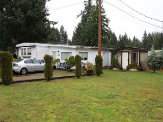 Photo 1: 68 1901 E RYAN E ROAD in COMOX: CV Comox Peninsula Manufactured Home for sale (Comox Valley)  : MLS®# 830252