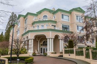 """Photo 2: 104 2985 PRINCESS Crescent in Coquitlam: Canyon Springs Condo for sale in """"Princess Gate"""" : MLS®# R2431204"""