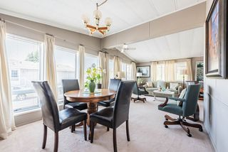 "Photo 6: 42 2303 CRANLEY Drive in Surrey: King George Corridor Manufactured Home for sale in ""SUNNYSIDE ESTATES"" (South Surrey White Rock)  : MLS®# R2459211"