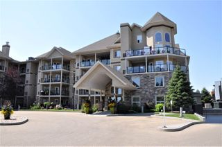 Photo 1: 321 1320 RUTHERFORD Road SW in Edmonton: Zone 55 Condo for sale : MLS®# E4208644