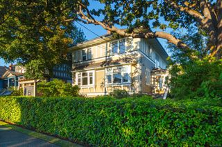 Photo 1: 3 727 Linden Ave in : Vi Fairfield West Row/Townhouse for sale (Victoria)  : MLS®# 852115