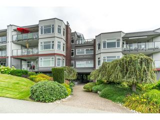 "Photo 1: 404 1220 FIR Street: White Rock Condo for sale in ""Vista Pacifica"" (South Surrey White Rock)  : MLS®# R2493236"