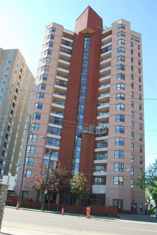 Photo 1: 1102 12319 JASPER Avenue in Edmonton: Zone 12 Condo for sale : MLS®# E4200319