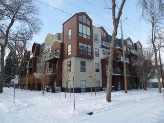 Photo 1: 207 10006 83 Avenue in Edmonton: Zone 15 Condo for sale : MLS®# E4219242