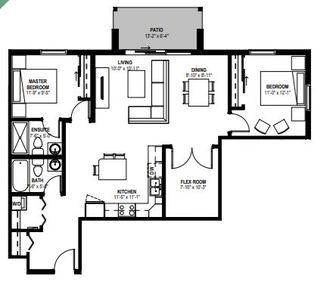 Photo 8: 207 10006 83 Avenue in Edmonton: Zone 15 Condo for sale : MLS®# E4219242