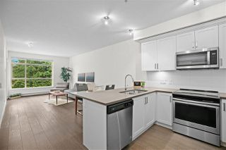 """Photo 4: 307 2436 KELLY Avenue in Port Coquitlam: Central Pt Coquitlam Condo for sale in """"LUMIERE"""" : MLS®# R2521638"""
