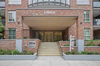 """Photo 3: 307 2436 KELLY Avenue in Port Coquitlam: Central Pt Coquitlam Condo for sale in """"LUMIERE"""" : MLS®# R2521638"""