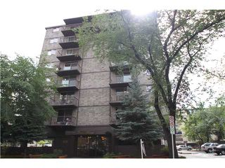 Photo 1: 701 1213 13 Avenue SW in CALGARY: Connaught Condo for sale (Calgary)  : MLS®# C3537086