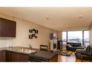 Photo 2: 1103 4178 DAWSON Street in Burnaby: Brentwood Park Condo for sale (Burnaby North)  : MLS®# V988141
