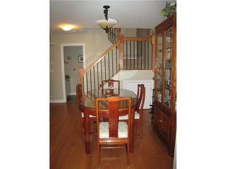 """Photo 7: 32 7428 SOUTHWYNDE Avenue in Burnaby: South Slope Townhouse for sale in """"LEDGESTONE 2"""" (Burnaby South)  : MLS®# V1000912"""