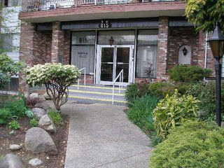 """Photo 1: 214 815 FOURTH Avenue in New Westminster: Uptown NW Condo for sale in """"NORFOLK HOUSE"""" : MLS®# V1007594"""