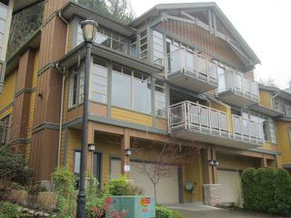 Photo 1: 8528 Seascape Court in West Vancouver: Horseshoe Bay WV Townhouse for sale : MLS®# V1050602