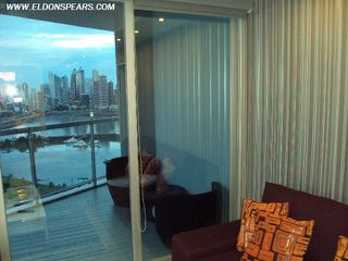 Photo 9: Luxurious furnished Apartment in Panama's exclusive Yacht Club Tower