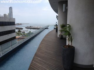 Photo 25: Luxurious furnished Apartment in Panama's exclusive Yacht Club Tower