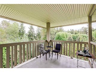 "Photo 1: 424 801 KLAHANIE Drive in Port Moody: Port Moody Centre Condo for sale in ""INGLENOOK AT KLAHANIE"" : MLS®# V1084112"